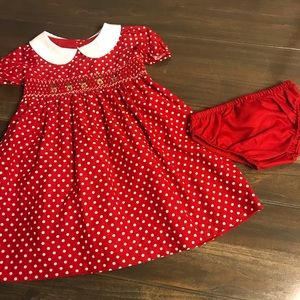 Other - Toddler Girls Holiday Dress